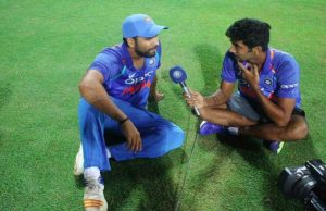 Rohit Sharma joins Jasprit Bumrah to mock Rishabh Pant