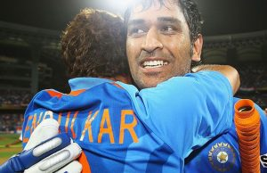 Sachin Tendulkar Asked MS Dhoni to Promote Himself During 2011 World Cup Final