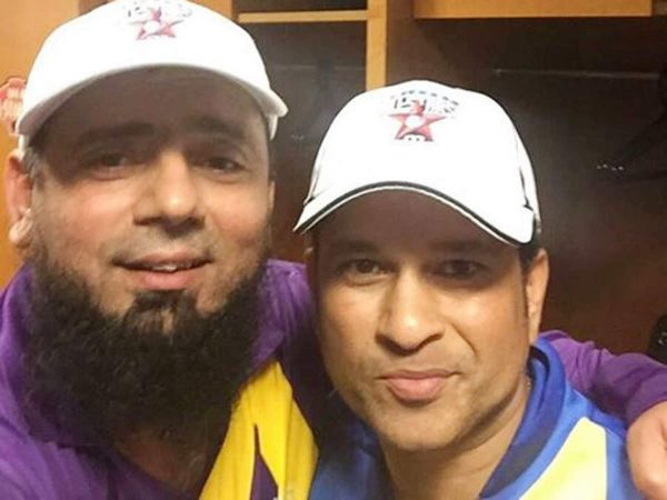 Saqlain Mushtaq reveals the incident after which he never sledged Sachin Tendulkar