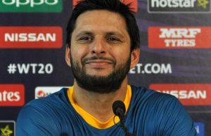 Shahid Afridi picks his all-time XI