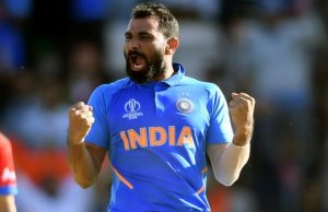 Shami reveals he played 2015 World Cup semifinal with an injured knee