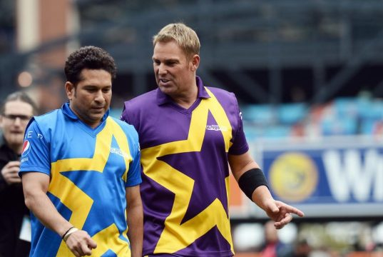 Shane Warne reveals his all-time ODI XI
