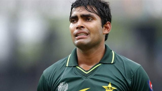 Umar Akmal Banned From All Cricket For 3 Years