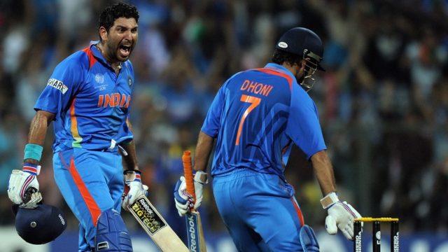 Yuvraj Singh Reveals MS Dhoni's Favourite Player