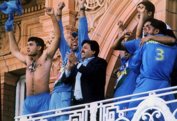 I Had Also Removed My T-Shirt After The 2002 Natwest Final: Yuvraj Singh