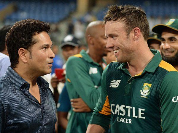 Sachin Tendulkar Better Batsman Than Virat Kohli, Says AB de Villiers
