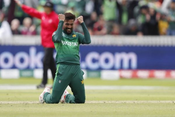 Bowlers who bowled 20th over as maiden in T20Is - Mohammad Amir