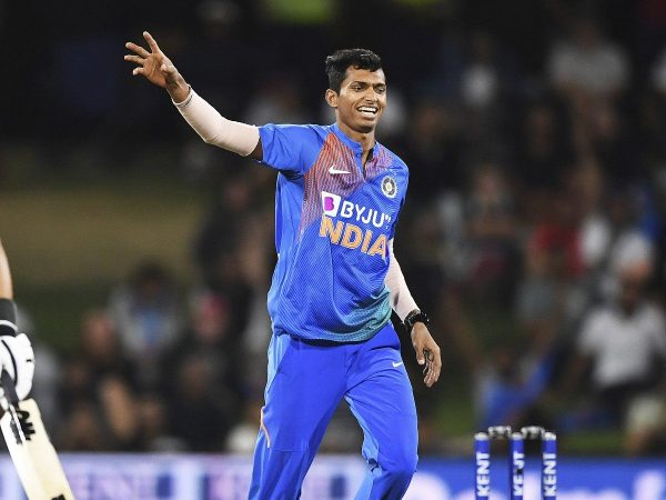 Bowlers who bowled 20th over as maiden in T20Is - Navdeep Saini