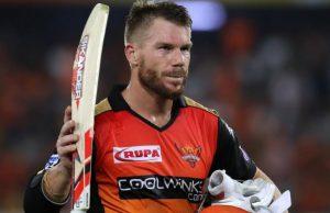 David Warner Picks His All-Time IPL XI