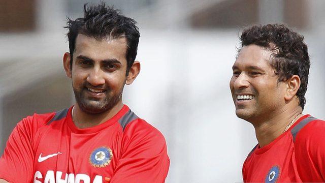 Gautam Gambhir Explains Why Sachin Tendulkar Is Better ODI Batsman Than Virat Kohli