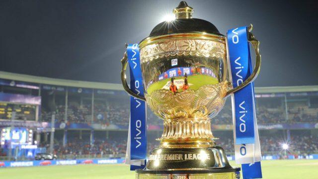 IPL 2020 In September-November
