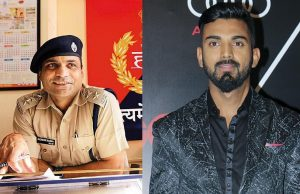 Indian cricketers who hold respectable government jobs