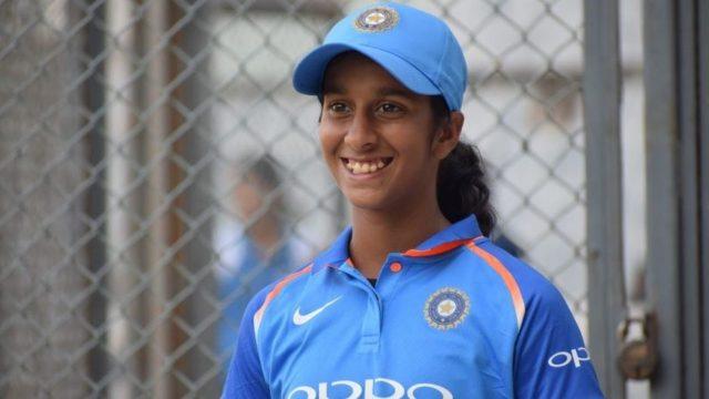 Jemimah Rodrigues picks her all-time IPL XI
