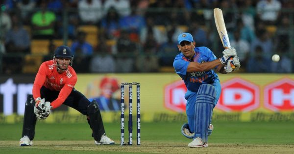 Jos Buttler on MS Dhoni