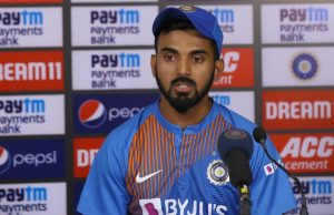 KL Rahul Names His Favourite Batsman Of All Time