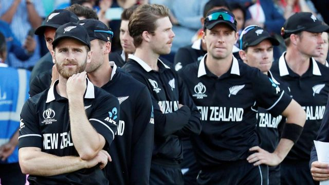 New Zealand Announce Central Contract List