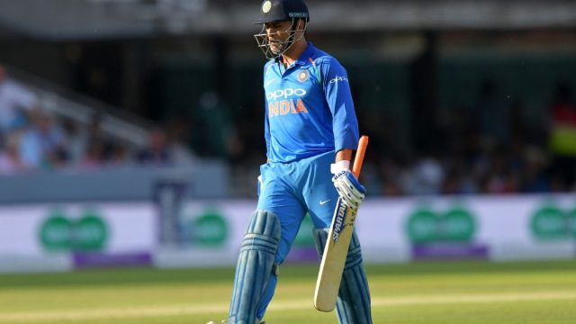 Old Teammates Confirm MS Dhoni Not Interested In Playing International Cricket Again