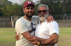 Yograj Singh Lashes Out At MS Dhoni Again