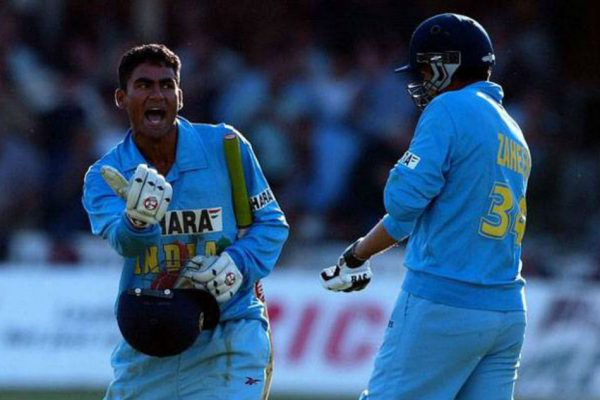 87 not out – Mohammad Kaif vs England, 2002 Natwest Series final