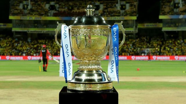 BCCI Ready To Move IPL 2020 Outside India