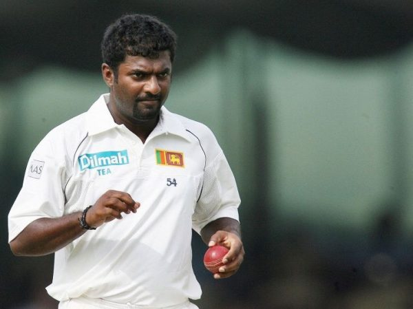 Legendary Cricketers Who Struggled To Perform On Indian Pitches - Muttiah Muralitharan