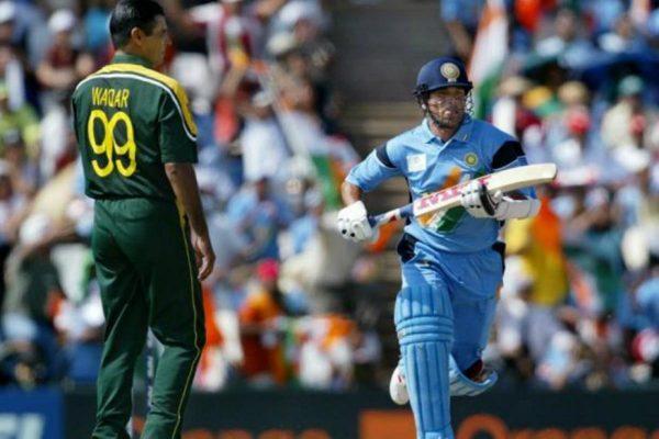 Sachin Tendulkar – 98 vs Pakistan, 2003 World Cup