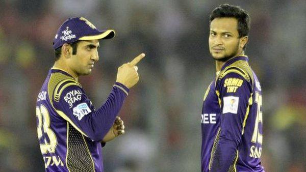 Shakib Al Hasan IPL XI