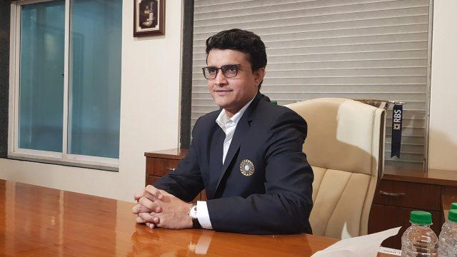 Sourav Ganguly on IPL