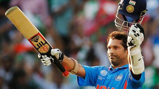 Who Break Sachin Tendulkar's 49 ODI Centuries Record