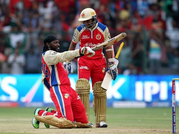 Chris Gayle Highest individual score - Records In The IPL That Are Impossible To Break