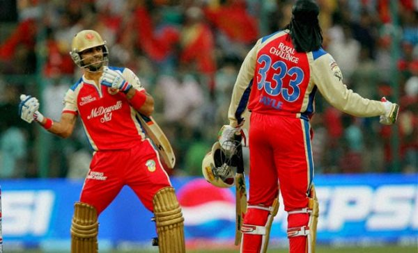 Highest team total - Records In The IPL That Are Impossible To Break