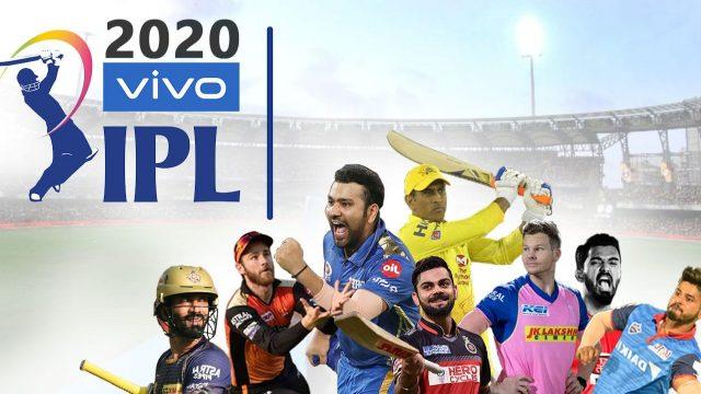 IPL 2020 to start on September 19