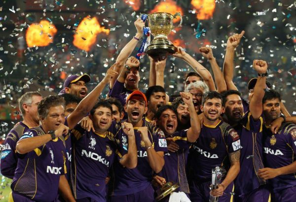 KKR Best winning streak - Records In The IPL That Are Impossible To Break
