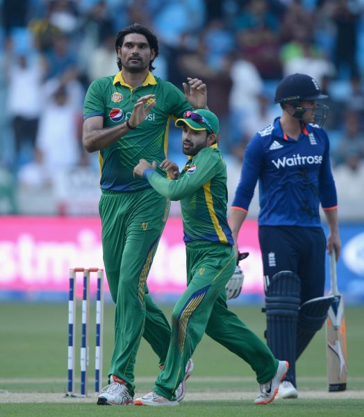 Mohammad Irfan - Tallest Cricketers In The World