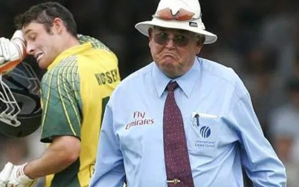 Most Loved Umpires Of All-Time - David Shepherd