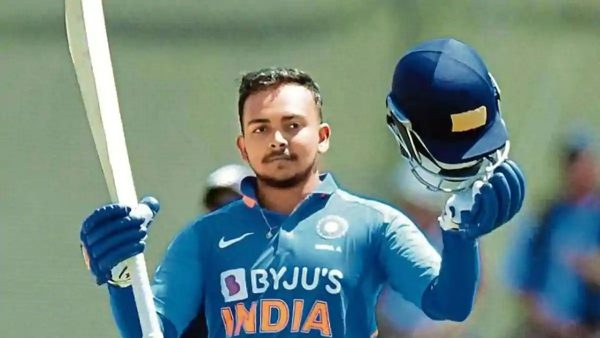 Prithvi Shaw - Cricketers Who Can Lead Team India In The Future