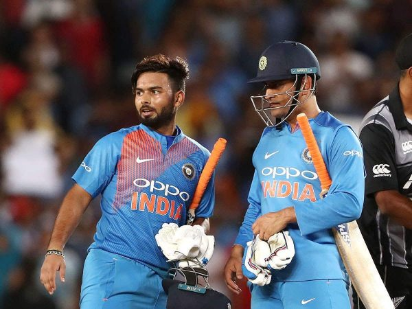 Rishabh Pant and MS Dhoni Records Facts