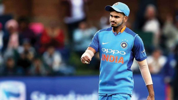 Shreyas Iyer - Cricketers Who Can Lead Team India In The Future