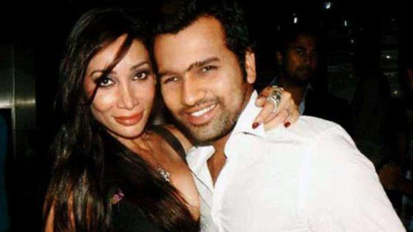 Sofia Hayat & Rohit Sharma
