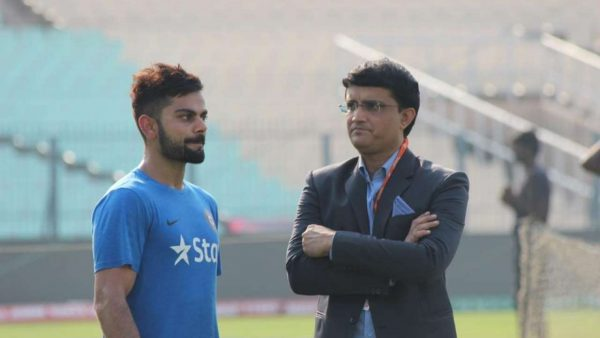Sourav Ganguly picks five players from the current Indian team for his Test side