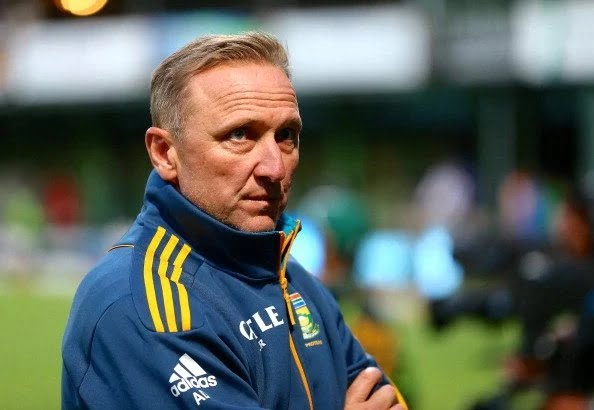 Allan Donald - All Time ODI XI Of Great Cricketers Who Never Won A World Cup