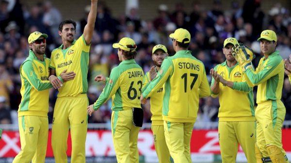Australia- Most Followed Cricket Teams On Social Media