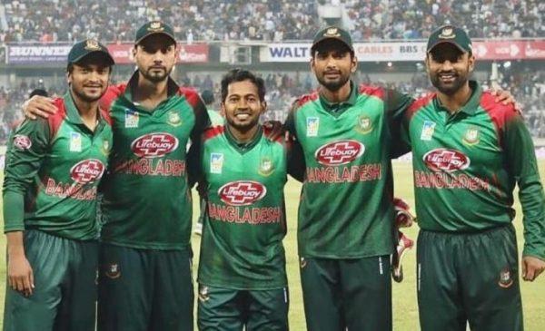 Bangladesh - Most Followed Cricket Teams On Social Media