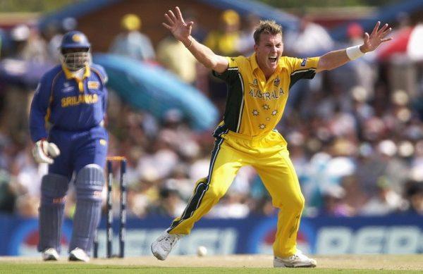 Brett Lee - Best XI Of ODI World Cup 2003