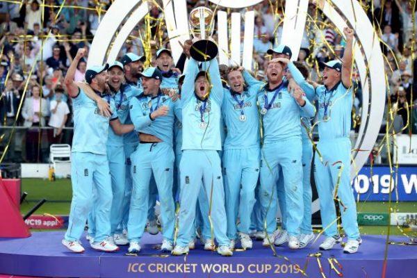 England - Most Followed Cricket Teams On Social Media