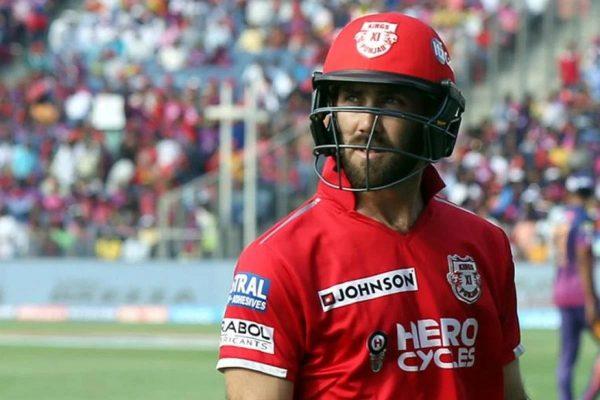 Glenn Maxwell's Best IPL XI