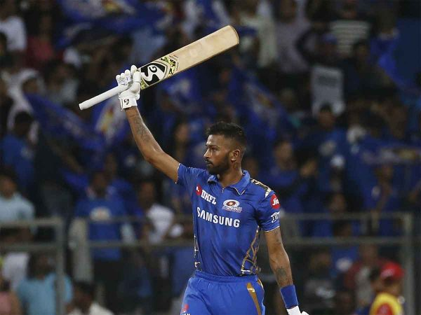 Hardik Pandya - Hit Maximum Sixes in IPL 2020