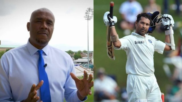 Ian Bishop names two batsmen from current generation who reminds him of Sachin Tendulkar