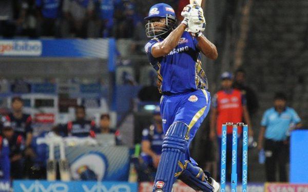 Kieron Pollard - Hit Maximum Sixes in IPL 2020