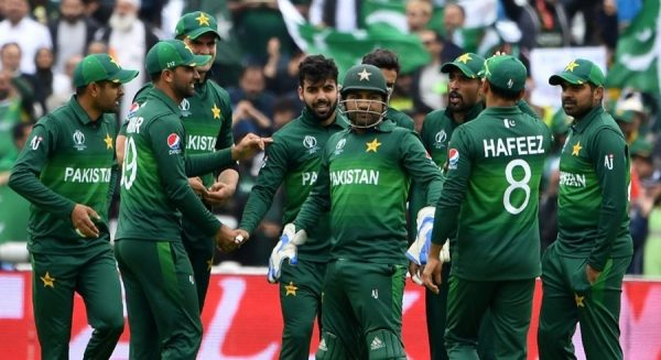 Pakistan - Most Followed Cricket Teams On Social Media